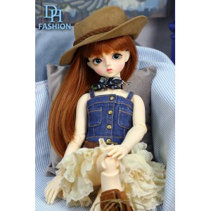 MD000391  Denim Top &...