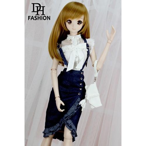 DL000036  Jumper Dress