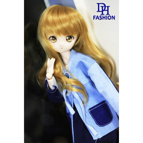 MD000381  Blue Dress