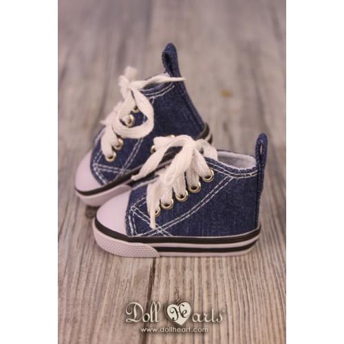 MS000630  Denim Canvas Shoes