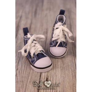 MS000630  Denim Canvas Shoes