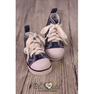 LS001440  Denim Canvas Shoes