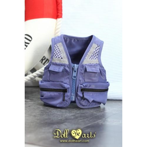 MD000370  Blue Vest