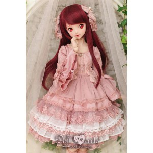 DM000069  Pink Dress