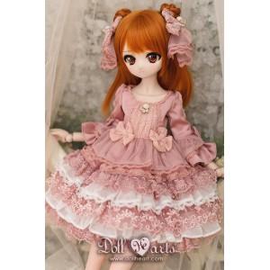 MD000373  Pink Dress