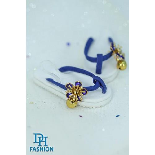 MS000622  Blue Flip Flop