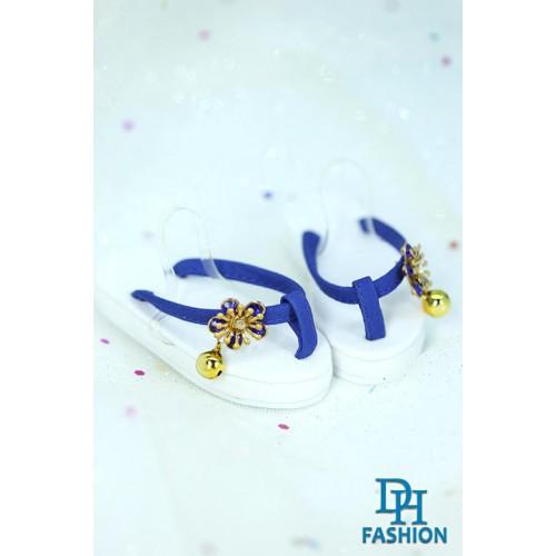 DS000028  Blue Flip Flop