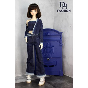 LD000800  Girl Cowboy Suit