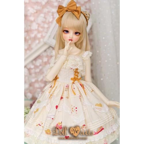 LD000798  Cream lolita