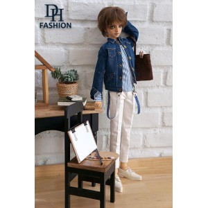 LD000775B  Denim Jacket