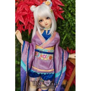 LD000784  Light Pink Kimono