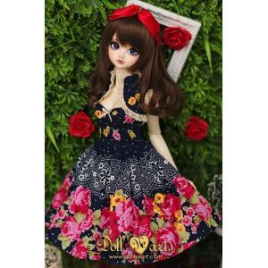 LD000776  Blue Roses
