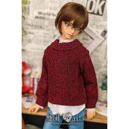 LD000772  FALL (BURGUNDY/ SD13 BOY VER)