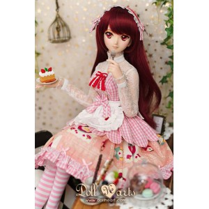 DL000011  Checker Maid -...