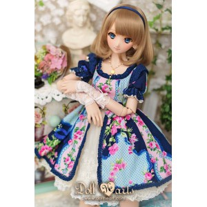 DM000046  Floral & Lace -...