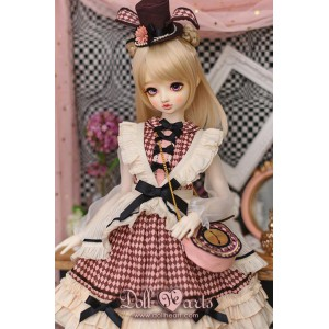LD000783 Pink Chess Bunny...
