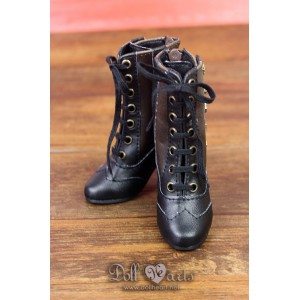 LS001447 Steampunk Booties