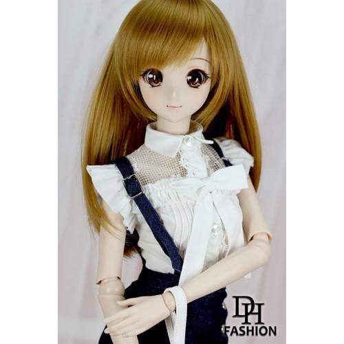 DM000073 White Sleeveless Shirt [DD-M]