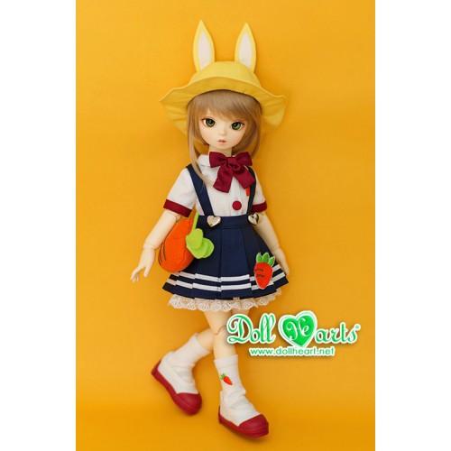 YD000238 Bunny Schoolchild [YOSD]