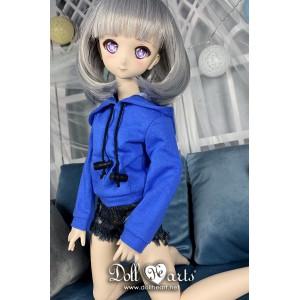 MD000425 Blue Hoodie  [MSD]