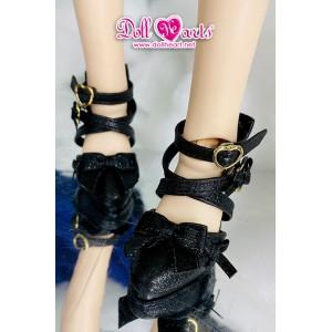 MS000646 黑色Lolita鞋 [MSD]