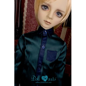 LD000850 Green & Blue Shirt  [SD13]