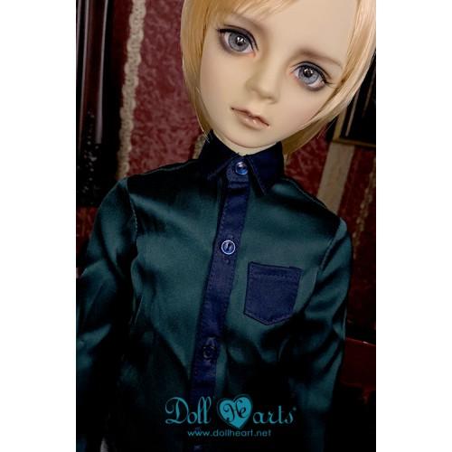 LD000850 Green & Blue Shirt  [SD13]
