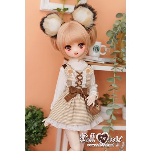 WD000028 Bear in wonderland - Milk tea [MDD]