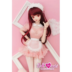 DL000047 Pink See Through Maid [DDL/DDdy]