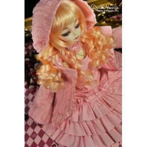 LD000596 Pink Miko [SD13]