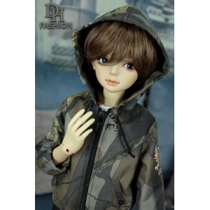 MD000374 Camouflage Jacket [MSD]