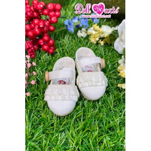 MS000651 White baby shoes [MDD]