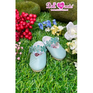MS000652 Green baby shoes [MDD]
