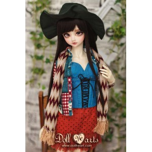 LD000764 Denim Cowgirl [SD13]