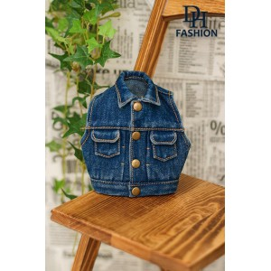 LD000786B DENIM JACKET
