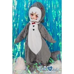 WD000029 Gray Baby Shark [MDD]