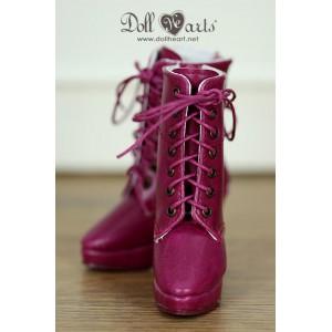 MS000631C  Fuchsia Boots