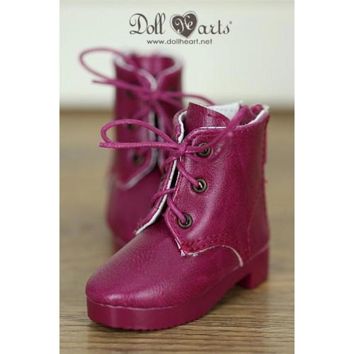 MS000632D  Fuchsia Boots